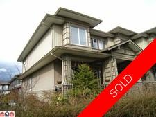 Cloverdale BC Townhouse for sale:  3 bedroom 1,415 sq.ft. (Listed 2011-03-31)