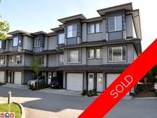 Cloverdale BC Townhouse for sale:  3 bedroom 1,415 sq.ft. (Listed 2011-05-20)