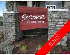 Cloverdale Townhouse for sale: Encore at Hillcrest 2 bedroom 1,283 sq.ft. (Listed 2010-09-03)